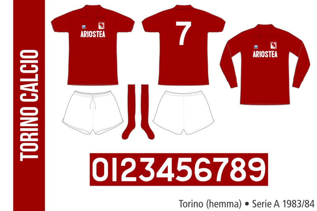 Torino 1983/84 (hemma)