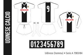 Udinese 1983/84 (hemma)