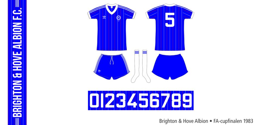 Brighton & Hove Albion (FA-cupfinalen 1983)