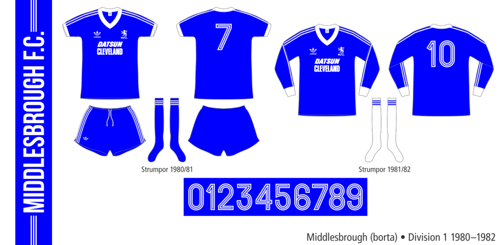 Middlesbrough 1980–1982 (borta)
