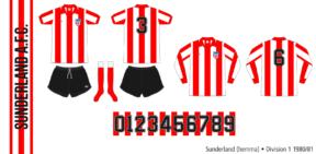 Sunderland 1980/81 (hemma)