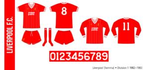 Liverpool 1982/83 (hemma)
