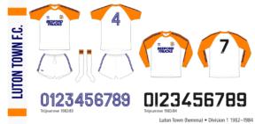 Luton Town 1982–1984 (hemma)