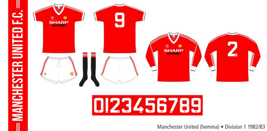 Manchester United 1982/83 (hemma)