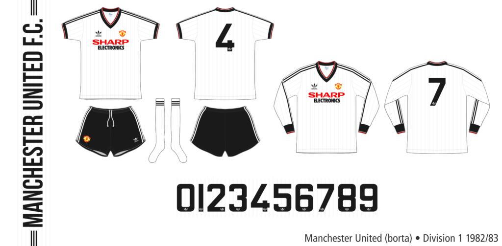 Manchester United 1982/83 (borta)