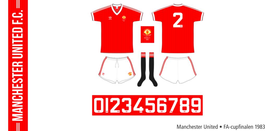 Manchester United 1982/83 (FA-cupfinalen)