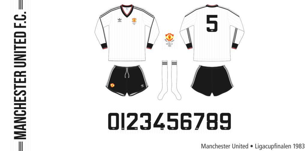 Manchester United 1982/83 (Ligacupfinalen)