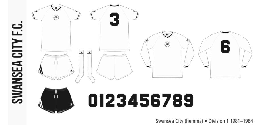 Swansea City 1981–1984 (hemma)