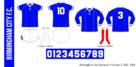 Birmingham City 1982–1985