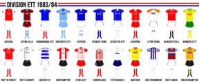 Engelska division ett 1983/84