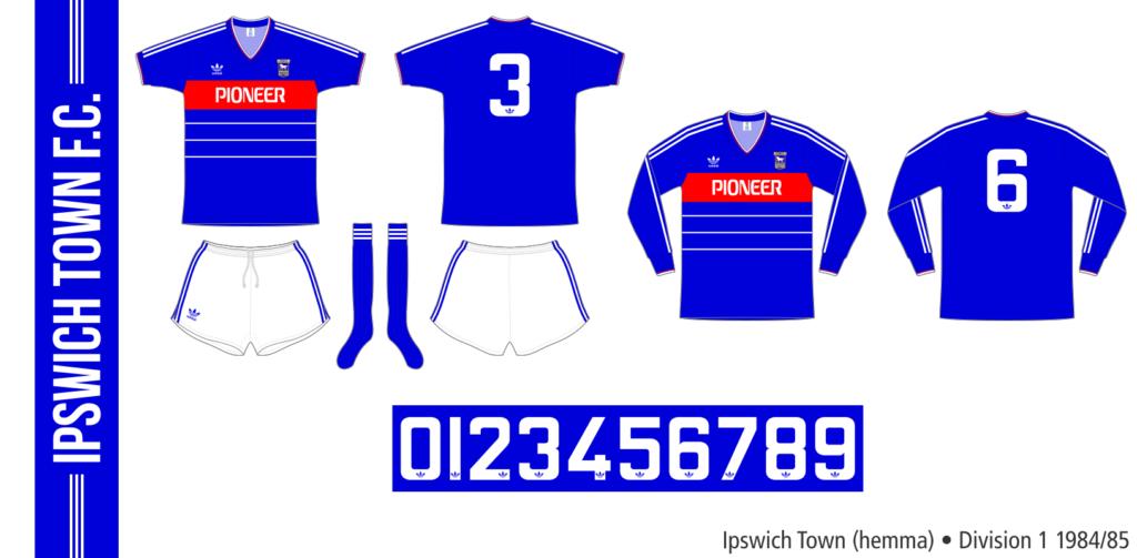 Ipswich Town 1984/85 (hemma)