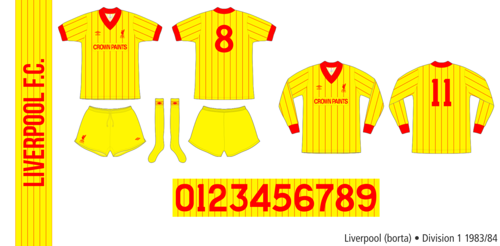 Liverpool 1983/84 (borta)