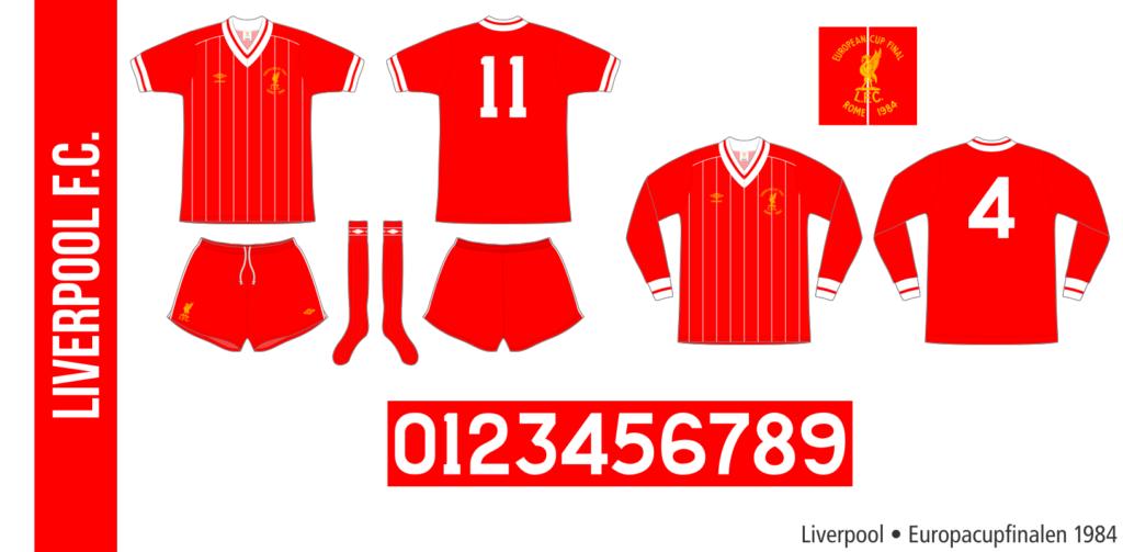 Liverpool 1983/84 (Europacupfinalen)