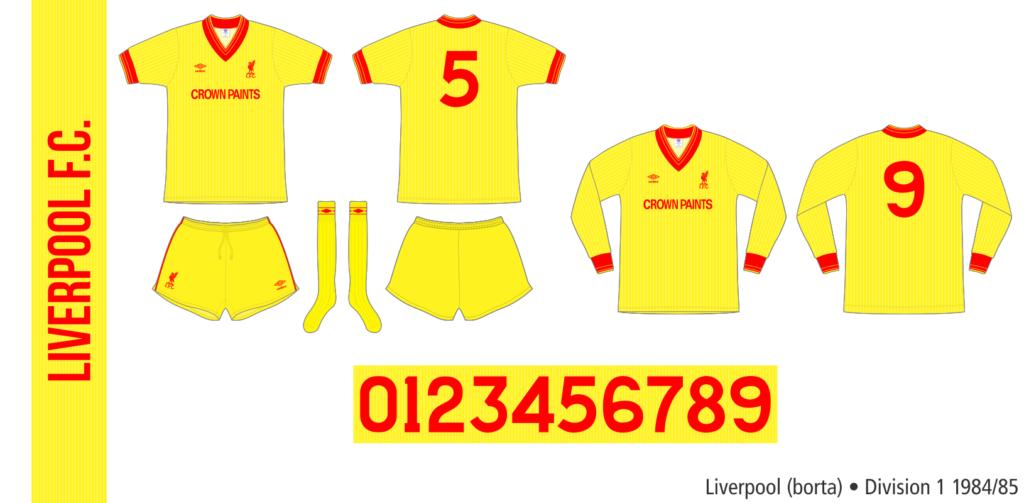 Liverpool 1984/85 (borta)