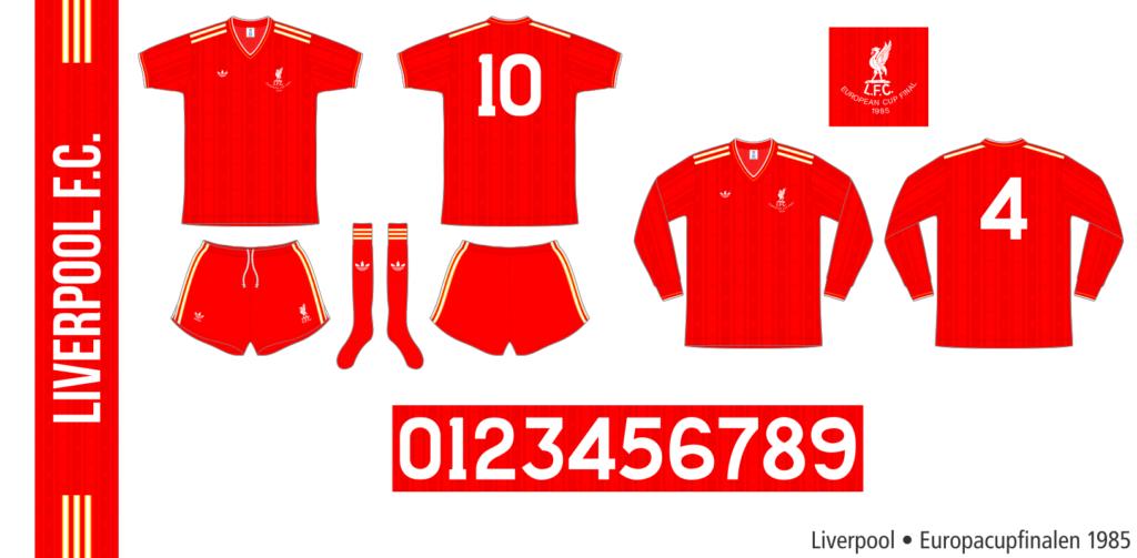 Liverpool 1984/85 (Europacupfinalen)