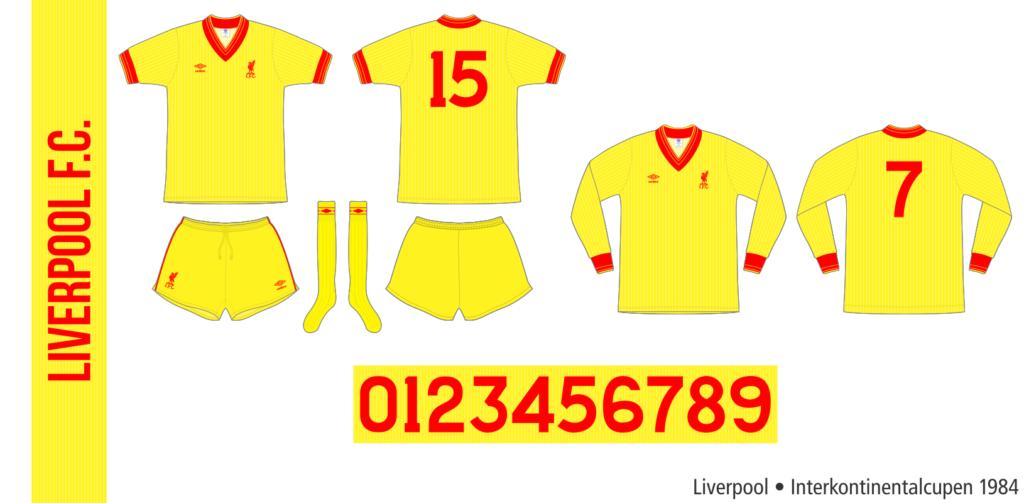Liverpool 1984/85 (Interkontinentalcupen)