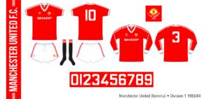 Manchester United 1983/84 (hemma)