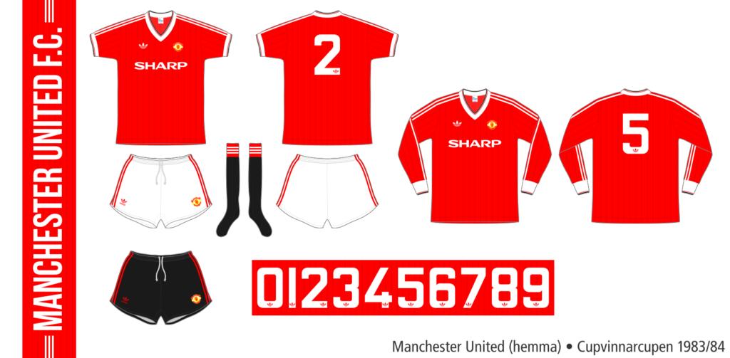 Manchester United 1983/84 (hemma, Cupvinnarcupen)