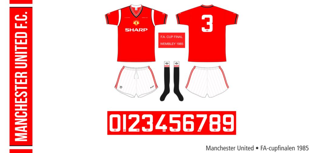 Manchester United 1984/85 (FA-cupfinalen)