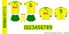 Norwich City 1983/84