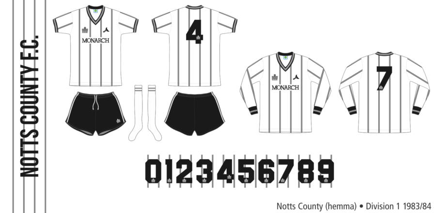 Notts County 1983/84 (hemma)