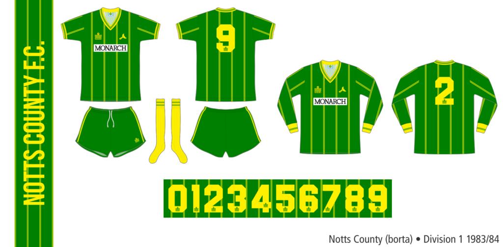 Notts County 1983/84 (borta)