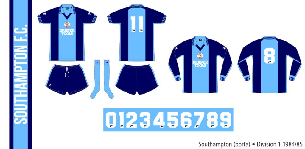 Southampton 1984/85 (borta)