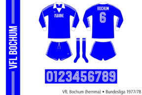 VfL Bochum 1977/78 (hemma)