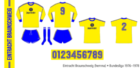 Eintracht Braunschweig 1976–1978 (hemma)