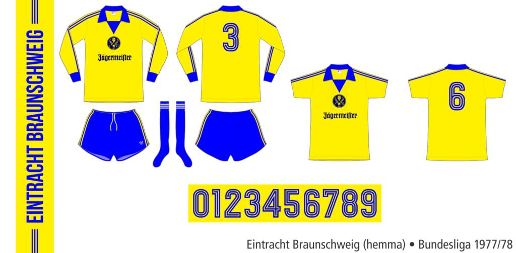 Eintracht Braunschweig 1977/78 (hemma)