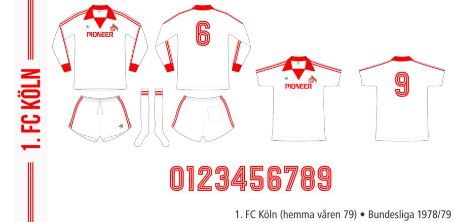 1. FC Köln 1978/79 (hemma våren 79)